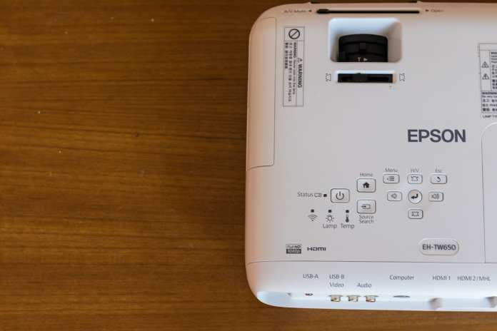Epson TW650 Best home projector
