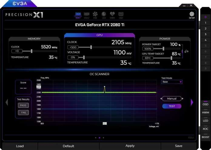 NVIDIA GeForce RTX 2080 vs GTX 1080