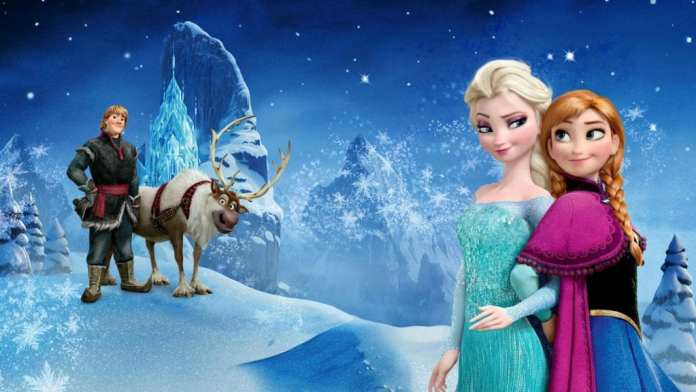 Frozen | Christmas Movie