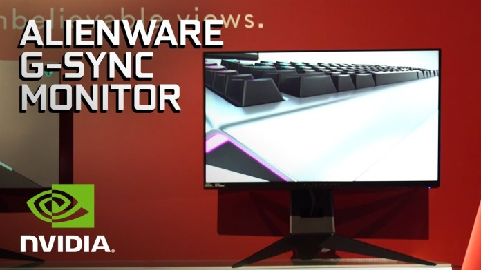 This Alienware monitor is a serious bang for the buck
