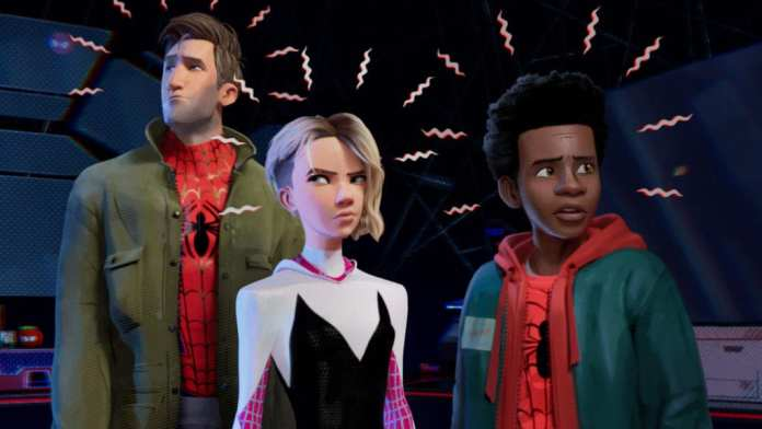 Spider-Man: Into The Spider-Verse - Peter, Gwen & Miles