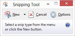 Snipping Tool meaning