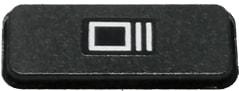 Switch window button Chromebook