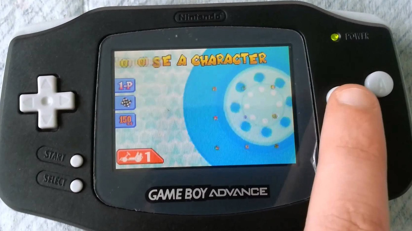Best GBA Game Boy Advance Games