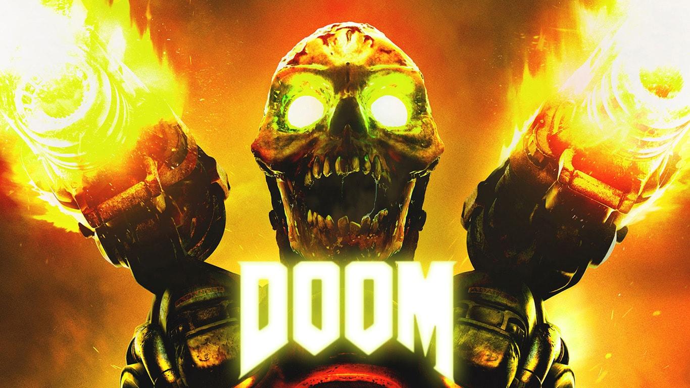 Doom Good PS4 Games