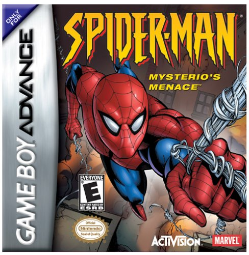 Spider-Man - Mysterios Menace GBA Game