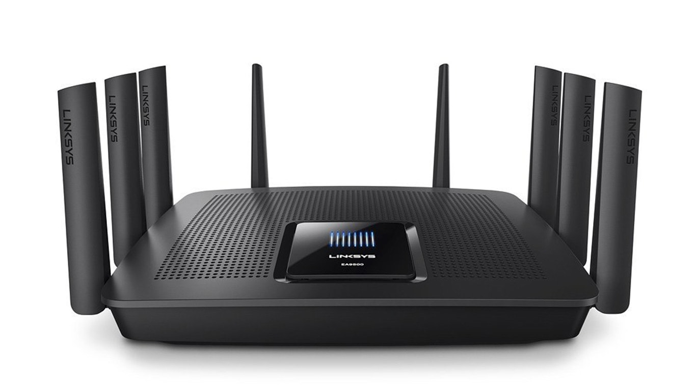 Linksys EA9500 Max-Stream AC5400 Costly Wifi Router
