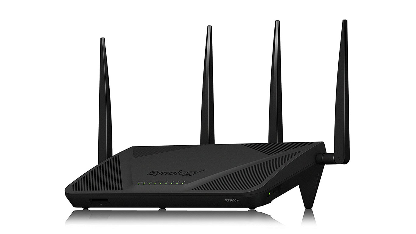 Synology RT2600ac Good Wifi Routers
