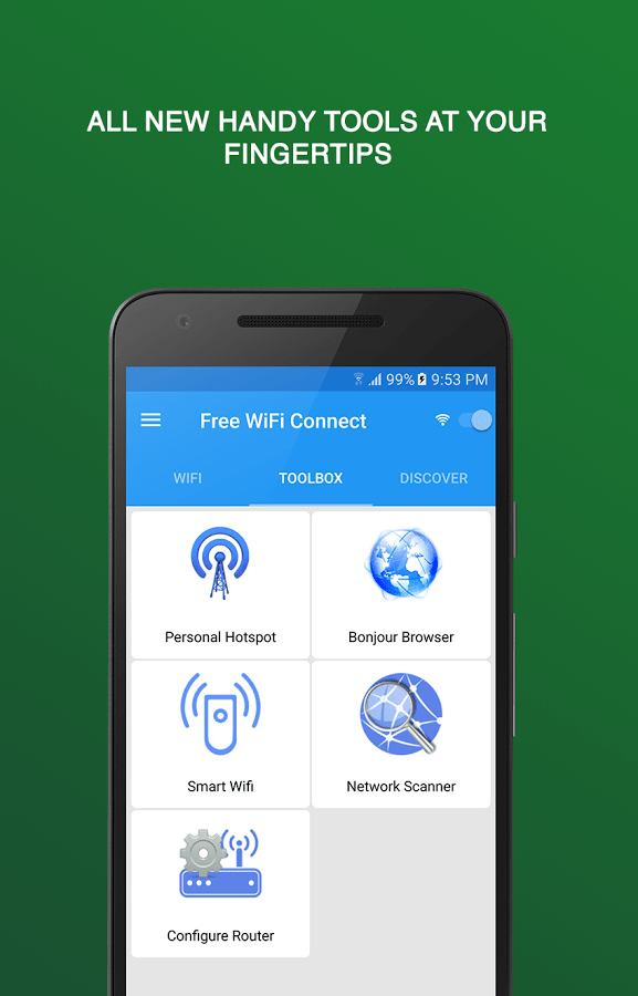 Free Wifi Connect-3