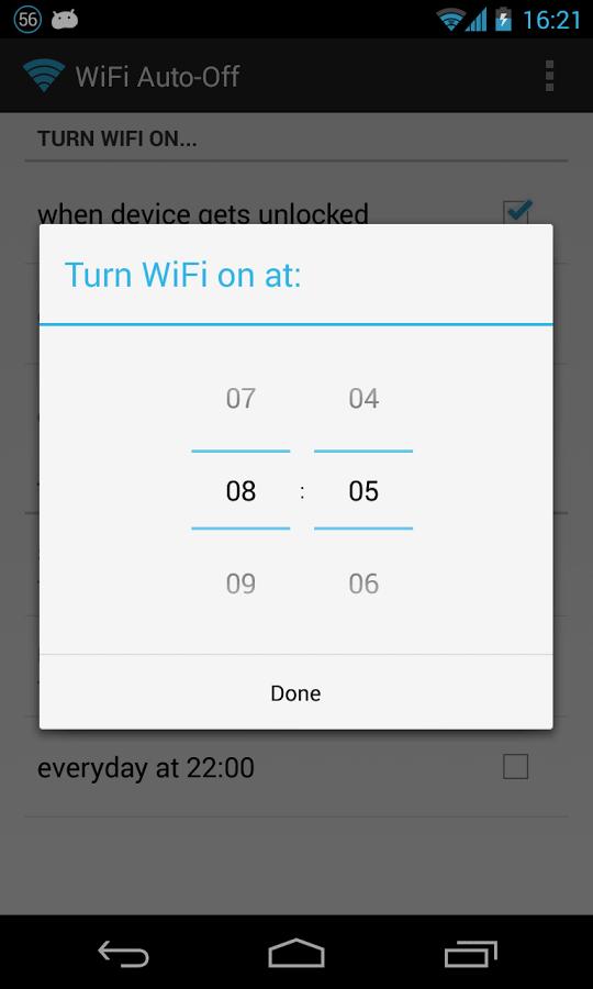 Wifi Automatic-2