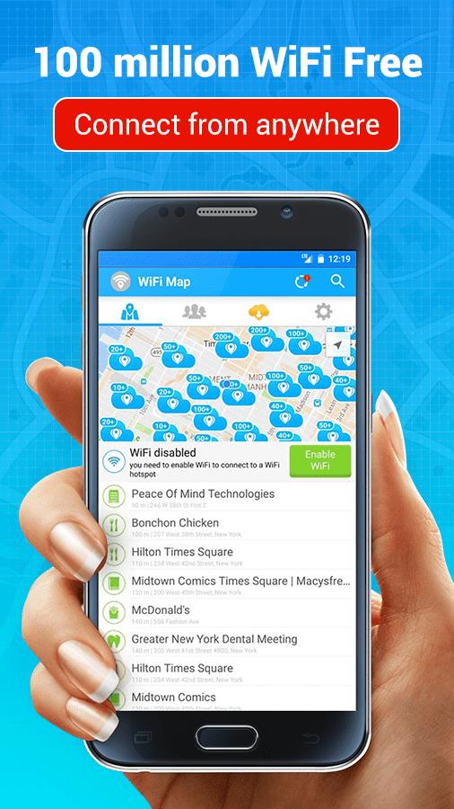 Wifi Map - Free Password-3