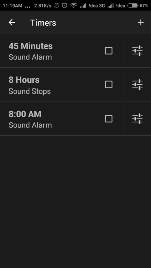 White Noise Free App Timers