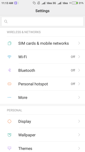 How to Search for Available Wifi Networks on Android 1