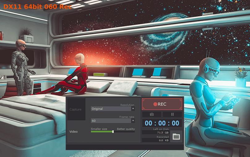 Movavi Game Capture Software Recording
