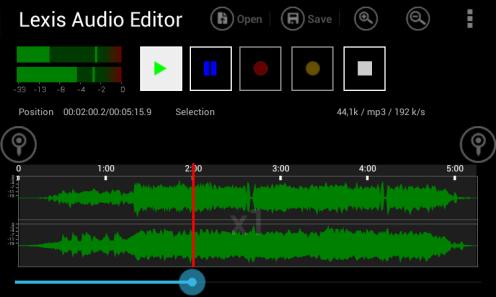 Lexis Audio Editor 3