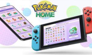 Pokémon Home cloud Storage