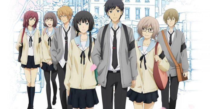 Anime Where the Mc is Depressed
