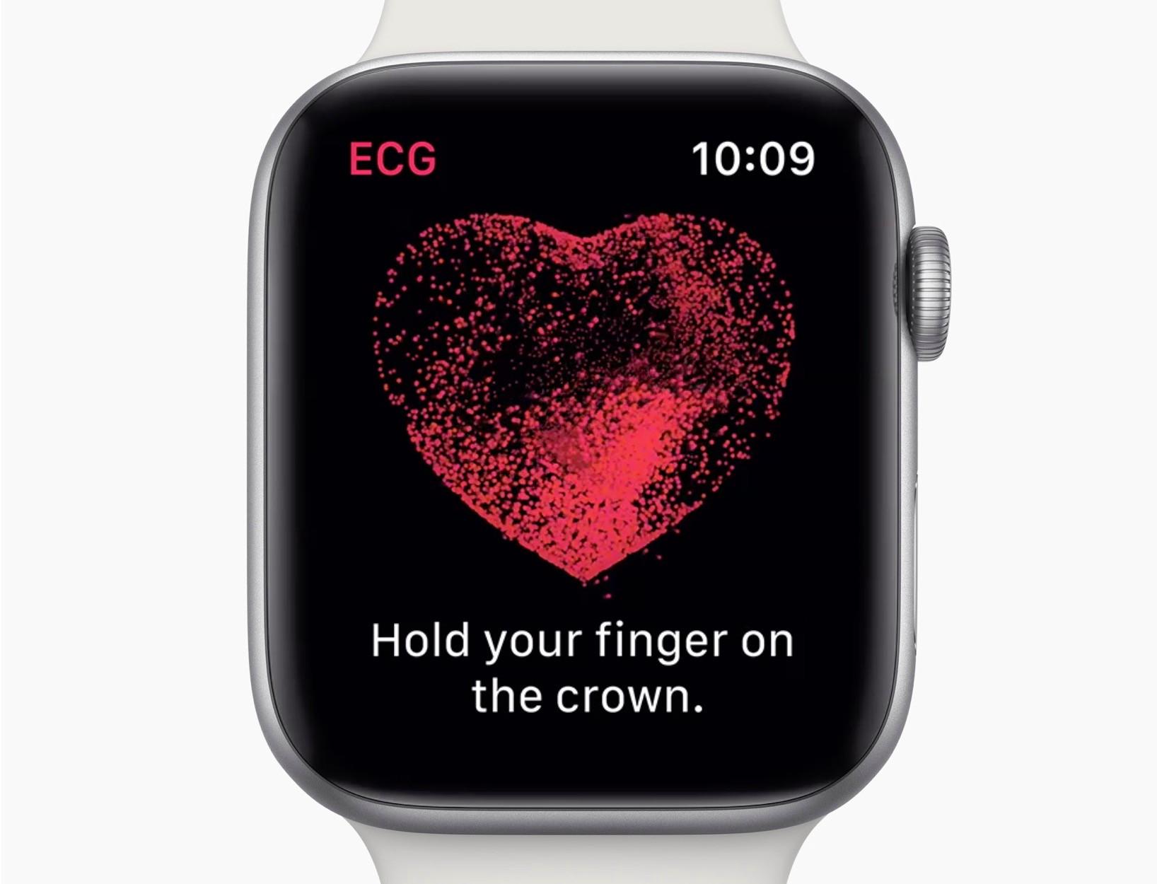Apple prepares to release ECG app for Watch Series 4