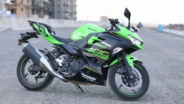2018 Kawasaki Ninja 400 Review Tantalisingly Sporty Refreshingly