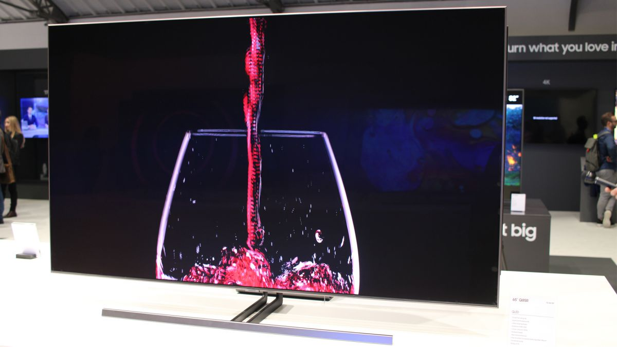 Samsung Q85R 4K HDR QLED TV hands on review - Techregister