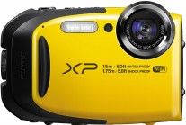 Rugged point-and-shoot cameras with periscope optics
