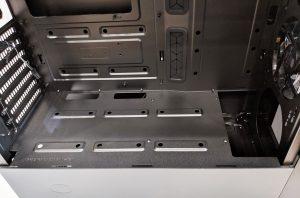 Cooler Master NR600 Case Inside PSU Shroud