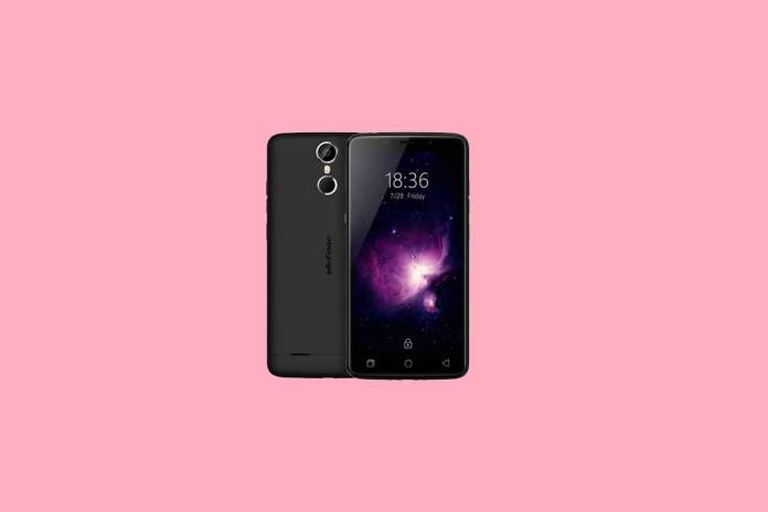 How to change language on Ulefone GQ3028