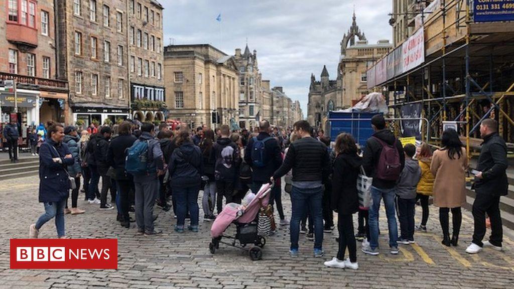 7c266e107a Traffic-free days begin in Edinburgh city centre - Techregister
