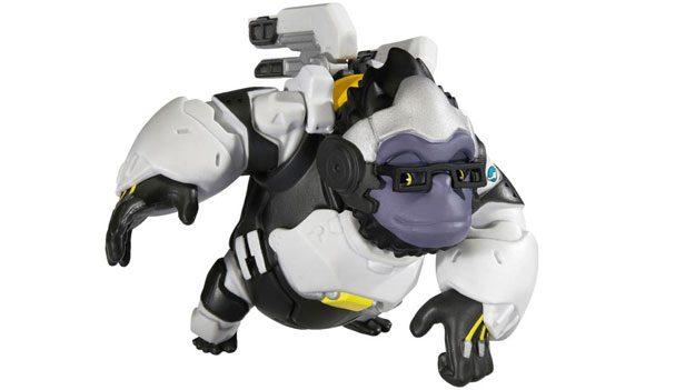 Cute But Deadly Winston Figure
