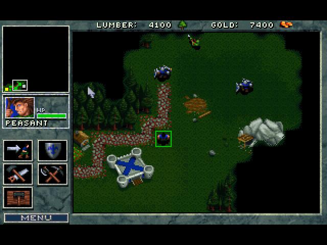 The original Warcraft.