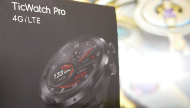 Just Cool Tech: TicWatch Pro 4G/LTE Smart Watch Review