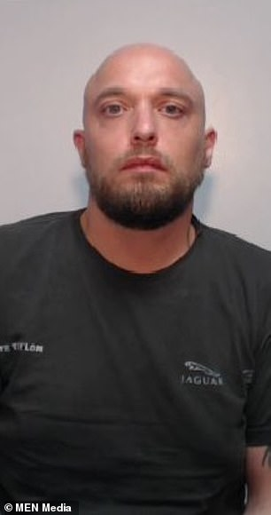 Burlingham, 33, sexually assaulted one girl and sent indecent images to Taylor, 33, (pictured) following his encouragement