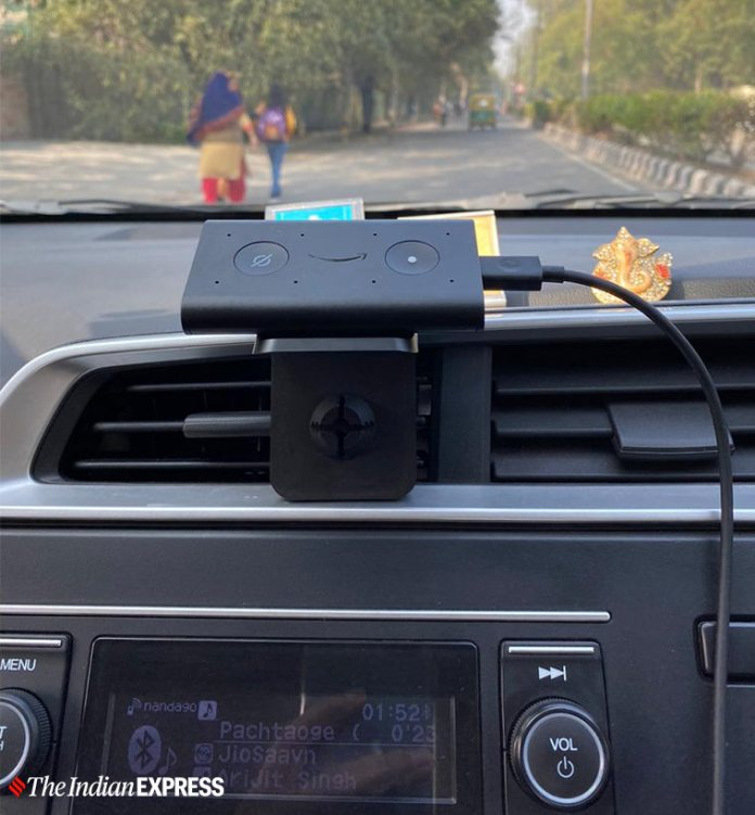 Echo Auto review: Alexa listens to you in the car