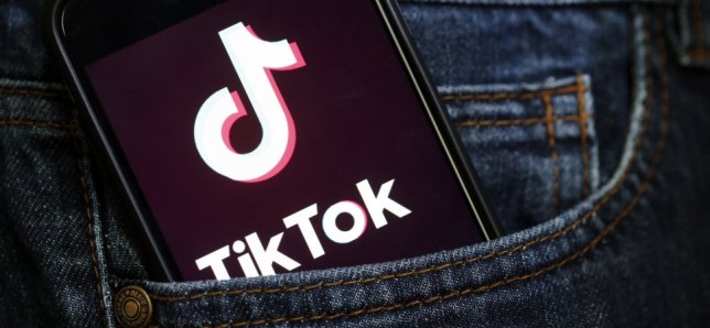 TikTok is fast becoming one of the most popular social media apps (Getty Images)