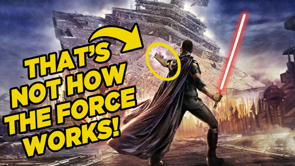 The Force Unleashed Starkiller Force