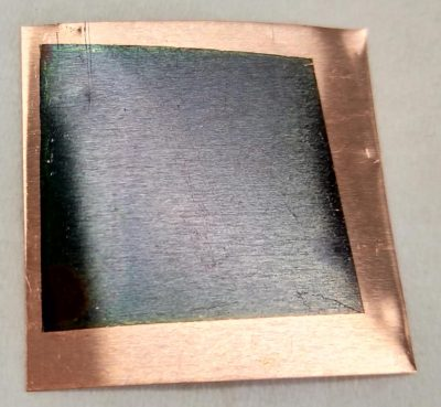 Nanoscale Copper Aluminium Catalyst