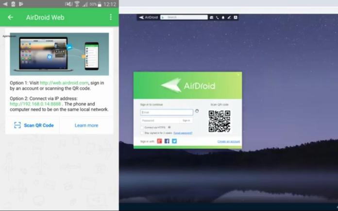 How To Mirror Android Phone To Laptop or PC