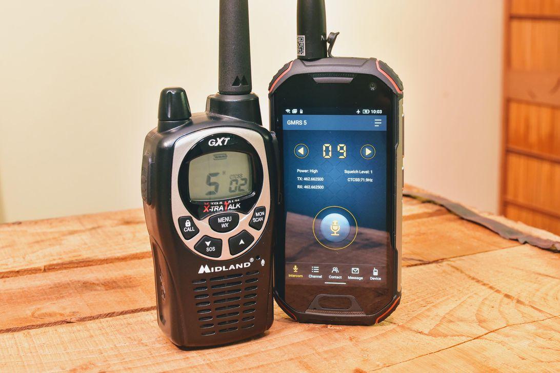 Unihertz Atom XL is also a real radio