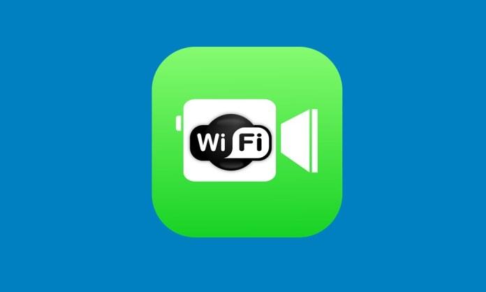facetime wifi