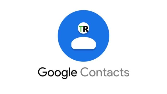 How to Delete Contacts From Google