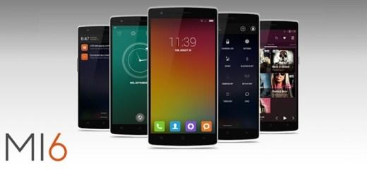 Xiaomi Mi6 Specs-Price