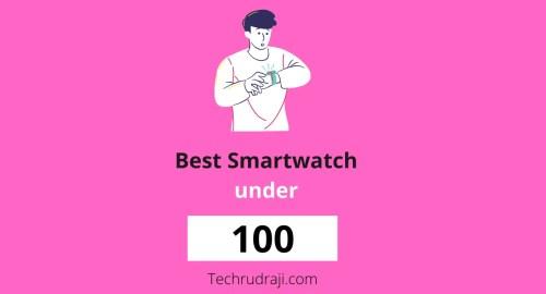 best smartwatch under £100