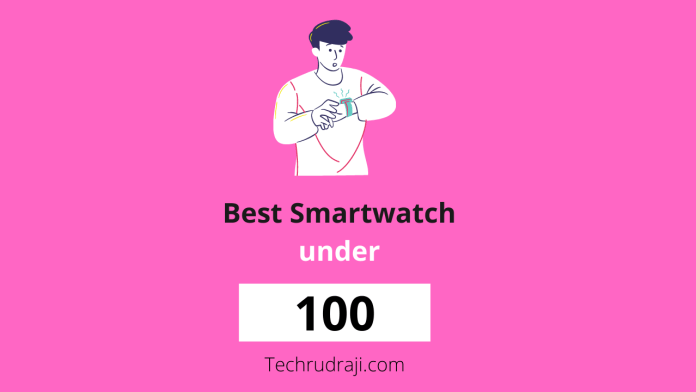 best smartwatch under £100