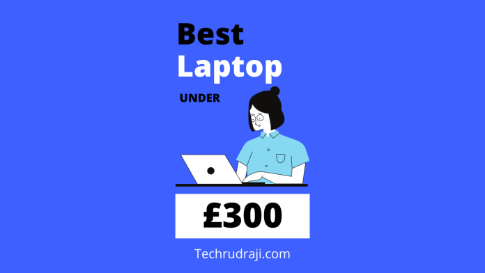 best laptop under £300