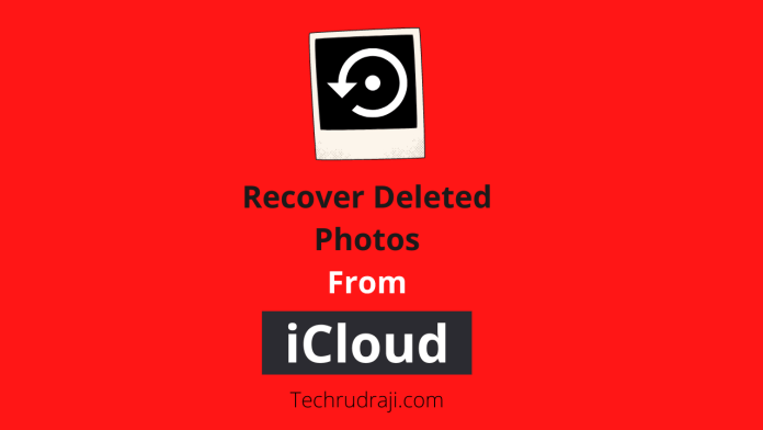 how to recover permanently deleted photos from icloud