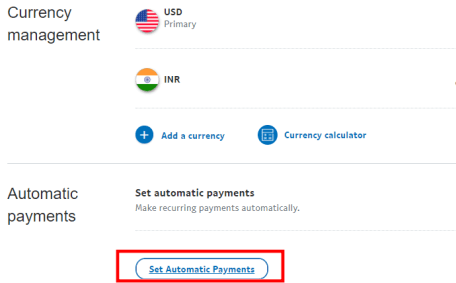 how to cancel a recurring payment on paypal