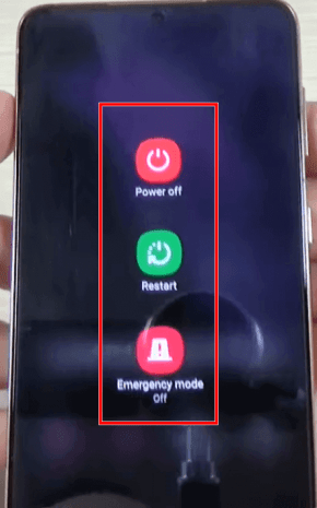 how to turn off samsung s21