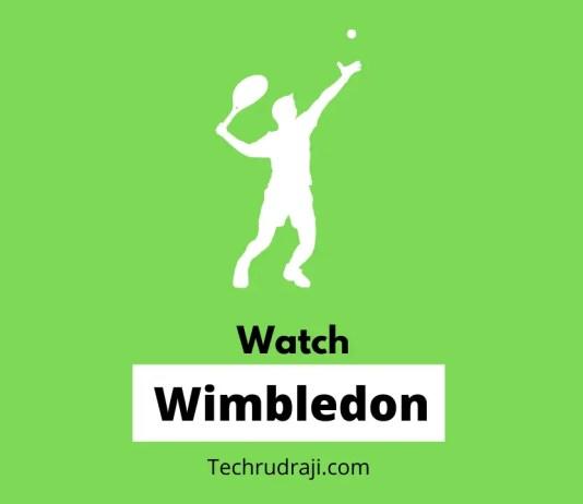 how to watch wimbledon 2021
