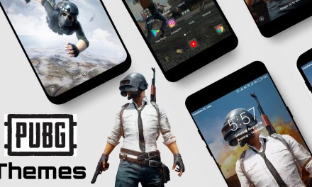 Top 3 PUBG Themes For MiUi 10 or MiUi 9