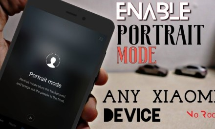 Enable Portrait Mode In Any Xiaomi Device | Pro Styles [No Root]